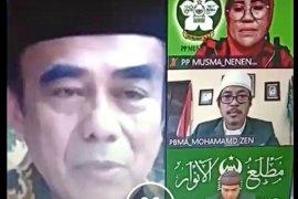 Menag Fachrul Razi minta warga Mathla'ul Anwar tidak mudik