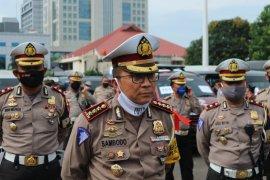 95 trevel gelap ditangkap Polda Metro Jaya