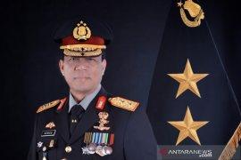 Kapolda Gorontalo resmi naik pangkat bintang dua