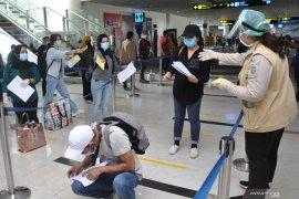 83 WNI asal Malaysia mudik ke Sumut