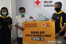 PMI salurkan bantuan logistik untuk Timor Leste upaya penanganan COVID-19