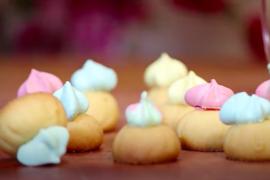 Aneka kue camilan lebaran yang menimbulkan rasa nostalgia
