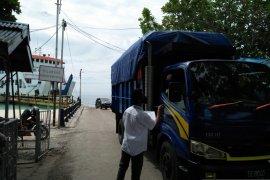 Tiga pelabuhan penyeberangan di Pulau Ambon sepi penumpang