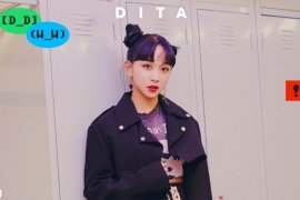 Dita Karang debut  grup K-pop SECRET NUMBER