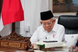Wapres harap Indonesia-Singapura dorong stabilitas ekonomi global