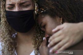 Brazil catat 17.110 kasus tambahan COVID-19 dalam sehari