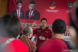 Menteri Sosial mengingatkan kaum muda untuk terapkan nilai Pancasila