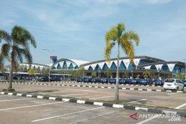 Total kedatangan penerbangan khusus di Bandara Supadio 542 penumpang