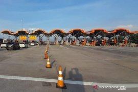 Jalan tol Cipali di Purwakarta lengang tiga hari jelang lebaran