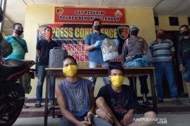 Alasan sakit hati, dua pria di Bengkulu Tengah membunuh