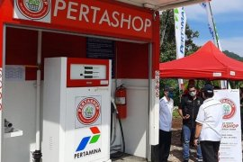Tambah 4 unit  Pertashop di pelosok desa, Pertamina dekatkan layanan energi ke masyarakat