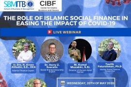 Akademisi: Keuangan Sosial Islam berperan besar ringankan dampak COVID-19