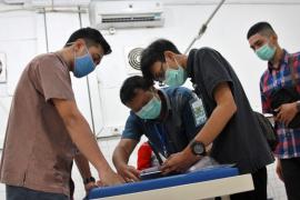 48 relawan medis ditempatkan di RS Kilisuci Kediri