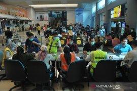 Penerbangan jelang Idul Fitri di Bandara SMB II Palembang Page 4 Small