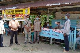 Pembagian BLT di Alue Buya, Aceh Utara ikuti protokol kesehatan