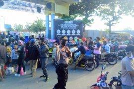Tidak ada lonjakan penumpang di pelabuhan penyeberangan Situbondo-Madura