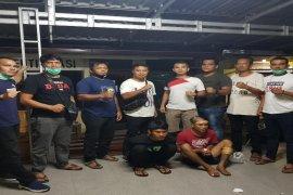 Polres Binjai tangkap napi asimilisi pelaku pencurian