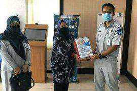 Bantu masyarakat terdampak COVID-19, Jasa Raharja berikan bantuan paket sembako