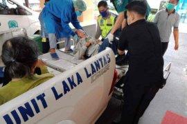 Satu tewas akibat minibus Elf tabrak dua sepeda motor di Majalengka