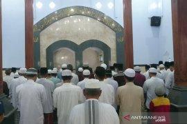 Hari ini jamaah Al Muhdlor Tulungagung gelar Shalat Idul Fitri
