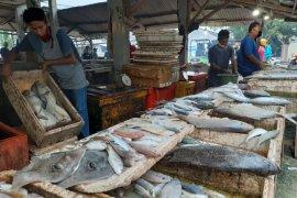 Nelayan Karangantu Serang keluhkan penjualan ikan menurun akibat pandemi