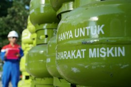 Pertamina siapkan 340.960 tabung elpiji menjelang Lebaran 2020 di Kalbar