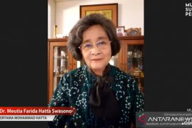Putri Bung Hatta harap banyak pemuda jadi ahli sejarah