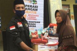 MRI-ACT salurkan paket lebaran untuk korban banjir bandang Aceh Tengah