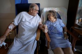Protein plasma darah pasien Corona dapat prediksi kondisi pasien