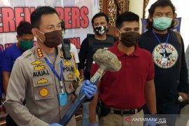 Empat pembunuh tukang becak berhasil diringkus, ada yang masih pelajar
