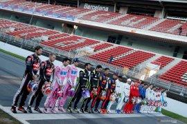 Pebalap F1 dukung penuh rencana balapan tanpa penonton