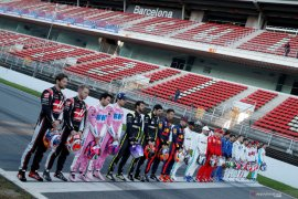 Para pebalap F1 mendukung rencana balapan tanpa penonton