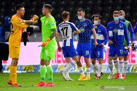 Liga Jerman -  Hertha Berlin pinjam Matteo  Guendozi dari Arsenal satu tahun