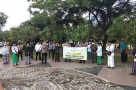 NU Bangka Tengah bagikan 1.000 paket sembako
