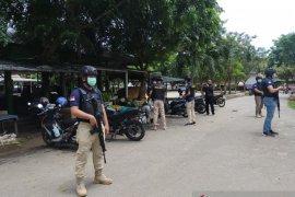 Polres Bangka Barat tingkatkan pengamanan fasilitas umum