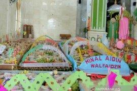 Tradisi Tapur tanpa pawai hadrat dan takbir di Pulau Ambon karena COVID-19