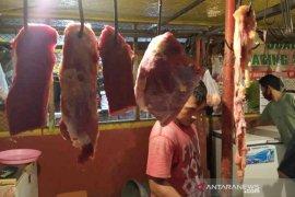 Harga daging sapi di Indramayu melonjak jadi Rp160 ribu per kilogram
