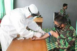 "Kodam XII gelar lakukan ""rapid test"" COVID-19 untuk personel Rindam XII/Tpr"