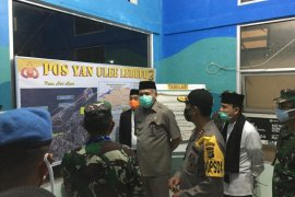 Plt Gubernur Aceh minta jamaah shalat Id gunakan masker
