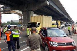 Kemarin, 8.013 kendaraan diputar balik sampai pengetatan Bandara Soetta