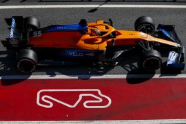 Carlos Sainz ingin hasil terbaik bagi McLaren sebelum hijrah ke Ferrari