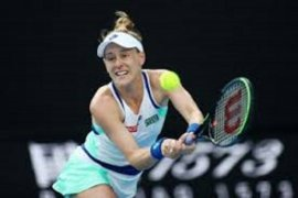 WTA gelar turnamen mini tanpa penonton di Florida