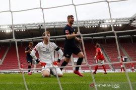 Leipzig hancurkan Mainz 5-0, Timo Werner ukir trigol