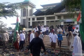 Pelaksanaan Shalat Idul Fitri di Bangka Tengah terapkan Protap COVID-19
