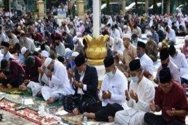 Wali Kota Sibolga: Jadikan momen Idul Fitri untuk membangun kebersamaan