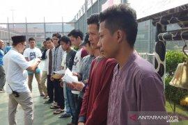 11 warga Lapas Pasir Tanjung Cikarang bebas saat Idul Fitri