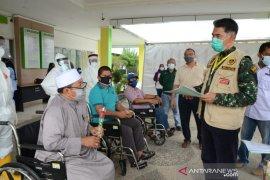 Wali Kota Jambi beri sembako  pasien sembuh COVID-19