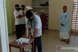 Masjid Al Mukaromah Laksanakan Shalat Ied Ikuti Protokol Kesehatan
