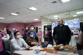 Dompet Dhuafa mencatat peningkatan dana zakat dan infak selama Ramadhan