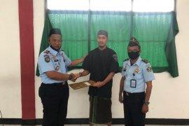120 orang narapidana di Lapas Ambon dapat remisi Idul Fitri 1441 H